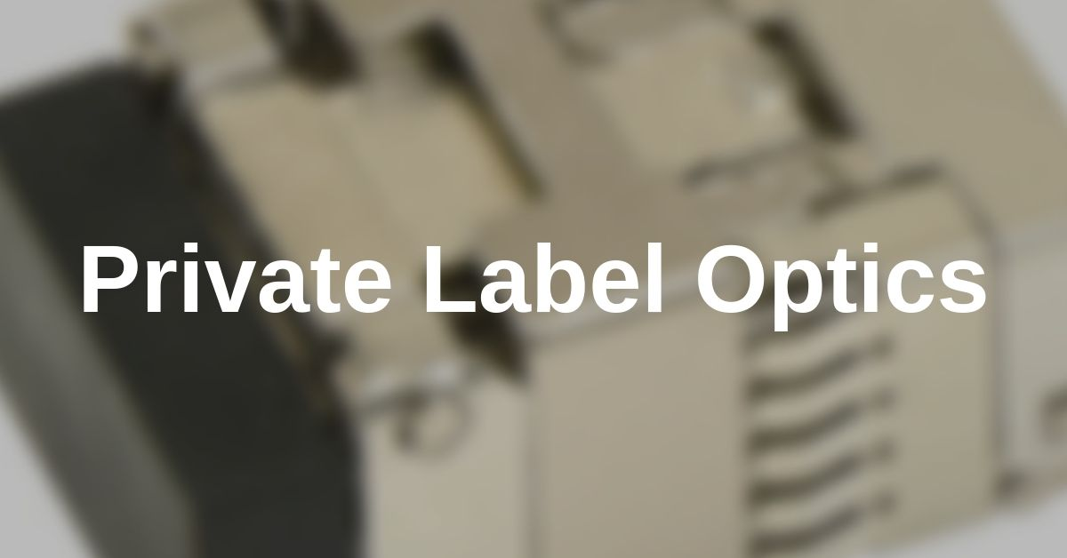 private label optics